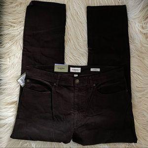 Goodfellow Corduroy Pants Sz 36/30